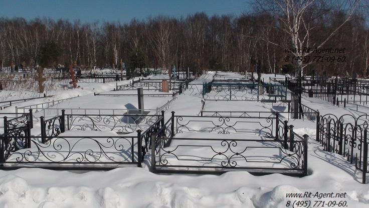 токаревское кладбище.