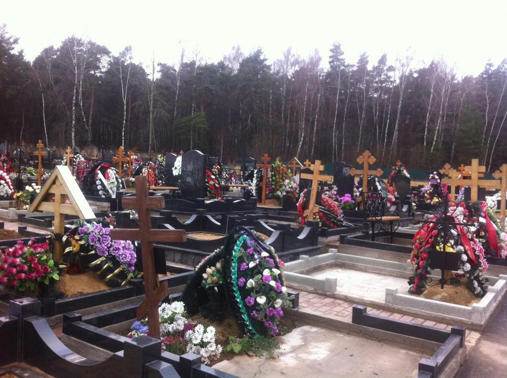 Горкинское кладбище